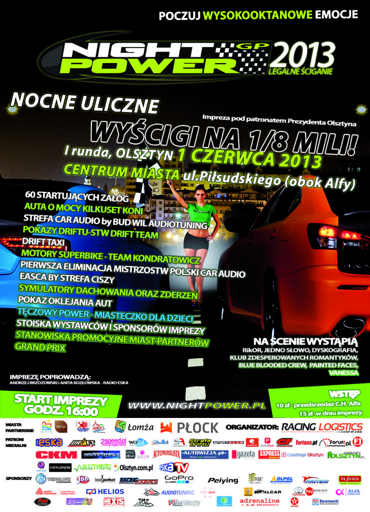 Night Power 2013 Grand Prix